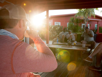 Abaco Lodge , Bonefishing capital