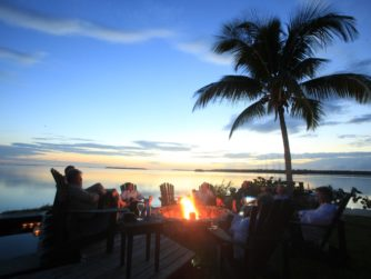 Abaco Lodge Firepit