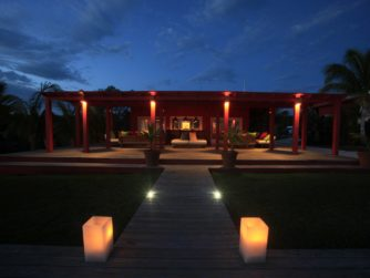 Abaco Lodge Outdoors