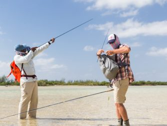 Abaco Lodge - Bahamas Bonefishing